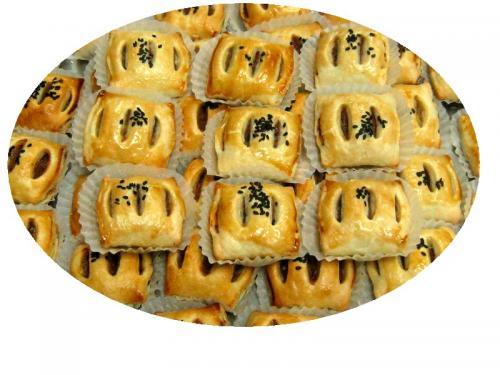 s20乳酪酥拼盤<br>(圓盤:25個 大銀盤:45個)<br>(已改用手把銀盤)